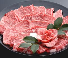 近江牛カルビ焼肉
