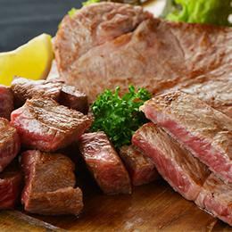 楽天ふるさと納税宮崎牛ステーキ&すき焼きセット(合計2.5kg以上)