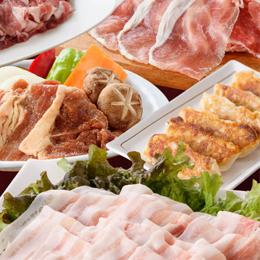 楽天ふるさと納税 宮崎県川南町さんきょうみらい豚満喫セット